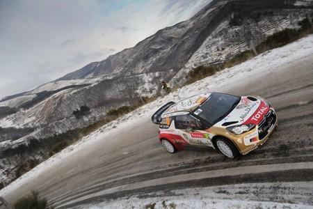 Rallye Monte-Carlo 2013: Dani Sordo se queda a un suspiro del tercer puesto