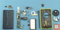 Se publican todos los componentes del Lumia 1020, incluyendo... un barómetro