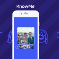 Si crees que tu vida es tan interesante como para crear mini-documentales, KnowMe es tu app