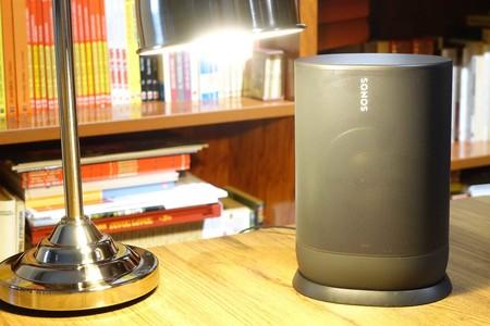 Sonos Move, análisis: este altavoz «todoterreno» se siente tan cómodo en casa como en exteriores, pero su mejor baza es su sonido