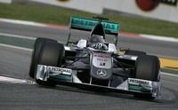 Mercedes GP y Petronas juntos en la Fórmula 1