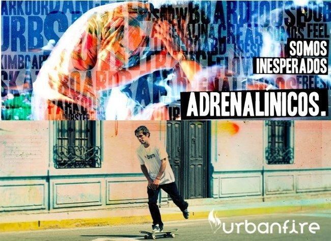 urbanfire