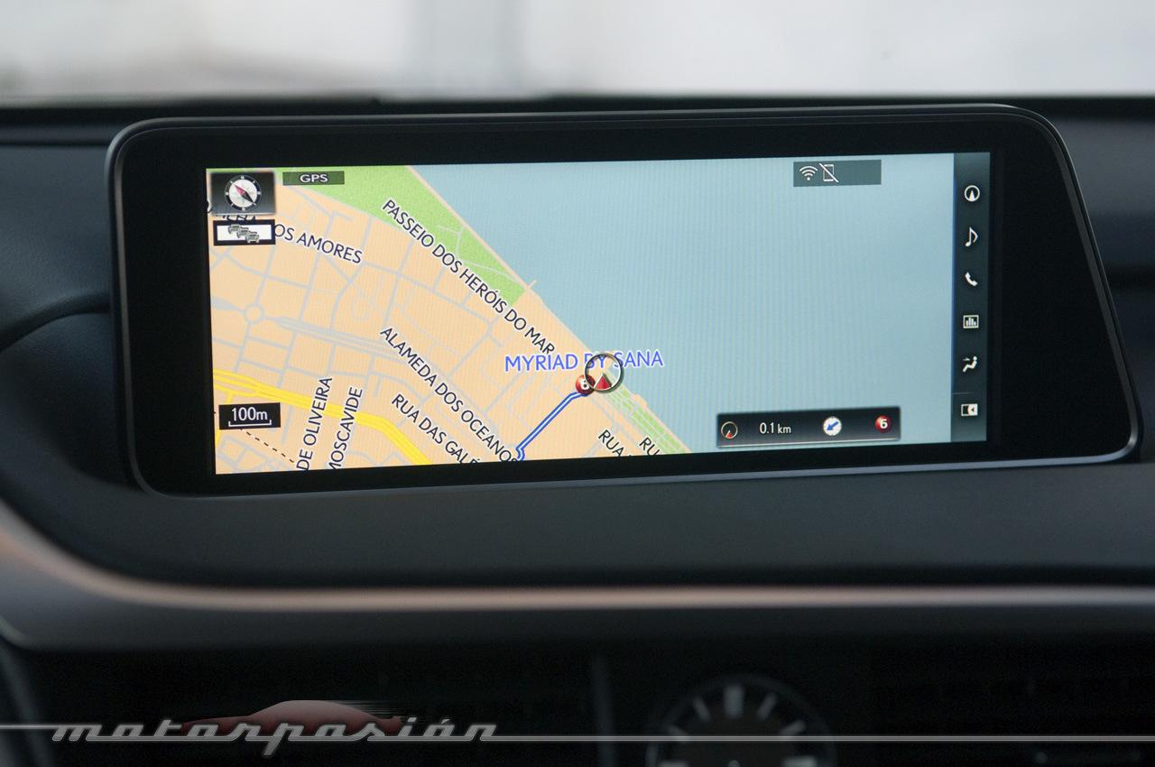Foto de Lexus RX 450h, toma de contacto (23/28)