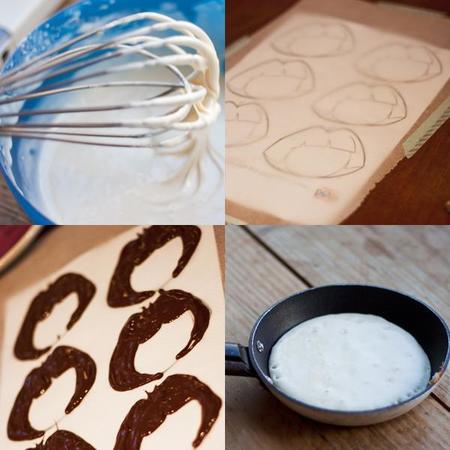 hacer pancakes