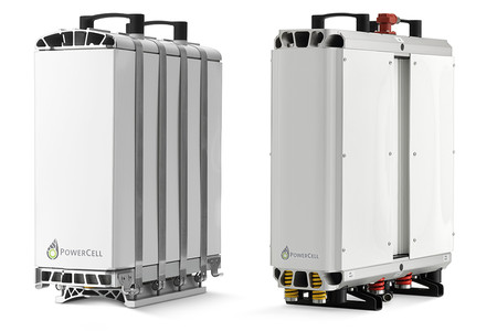 Bosch Powercell Hidrogeno