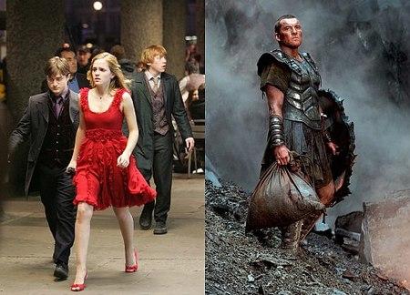 'Harry Potter y las reliquias de la muerte' y 'Furia de titanes' también en 3D