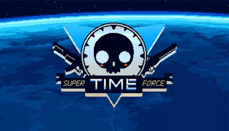 Nuevo tráiler de Super Time Force llamado Sloooowww Motion