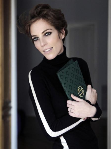 Los bolsos de Claudine by Laura Pons: Cuando un clutch personalizado se convierte en un tesoro