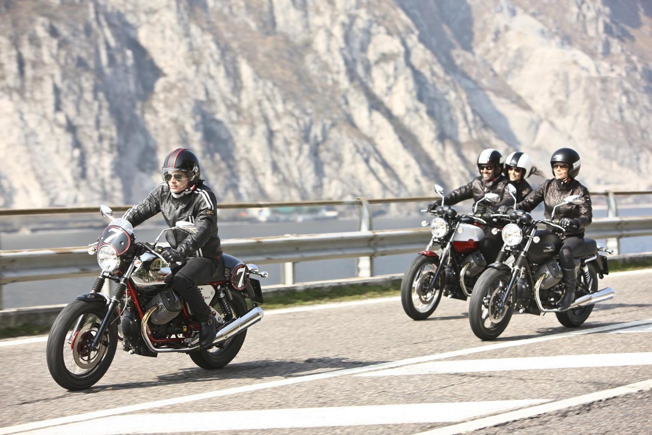 Foto de Moto Guzzi V7 gama 2012 (9/11)