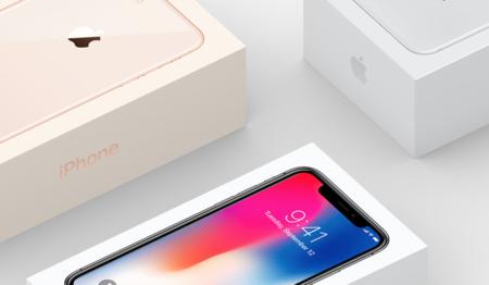 Cajas Iphone 8 X