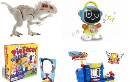 7 juguetes rebajados hoy en Amazon: SuperZings, Jurassic World o Nerf al mejor precio