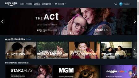 Los 'Canales' de Amazon Prime Video llegan a España: esto es todo lo que podemos ver a partir de ahora