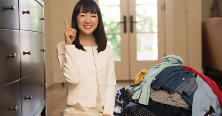 Everyone Is Completely Obsessed With Tidying Up With Marie Kondo