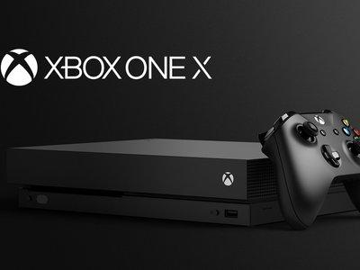 Más de 100 videojuegos se beneficiarán de la potencia de Xbox One X [GC 2017]