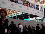 Fotos de la MacExpo2006 en Londres
