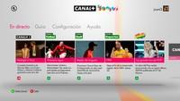 Canal+ Yomvi ya disponible en Xbox 360. Canales en directo, películas y series bajo demanda