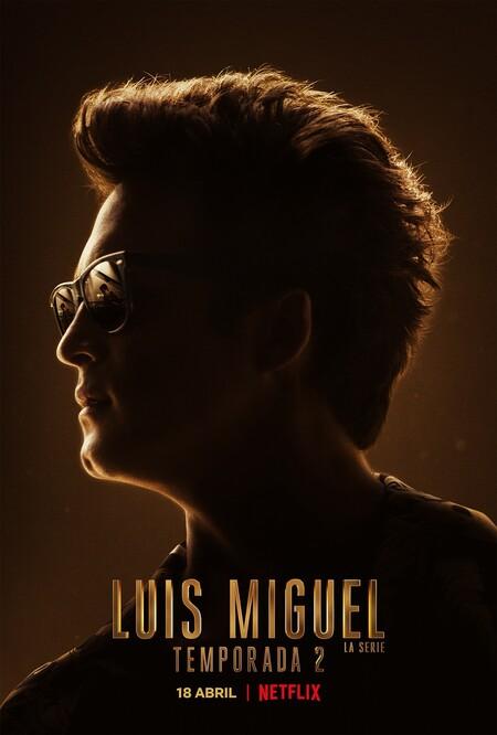 Luis Miguel La Serie Temporada 2 Estreno 18 Abril Netflix Mexico