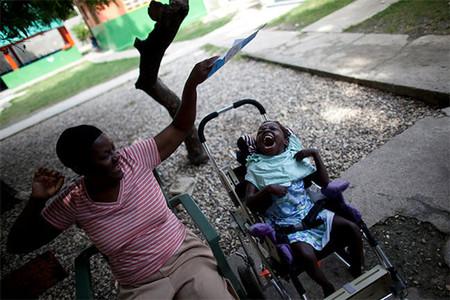 Los niños y niñas con discapacidad se beneficiarán cuando la sociedad se centre en lo que pueden lograr