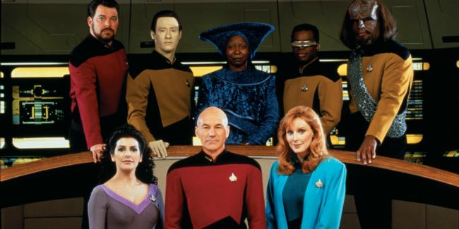 Star Trek, la próxima generación