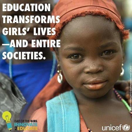 La responsabilidad de poner fin a la violencia contra las niñas es de todos