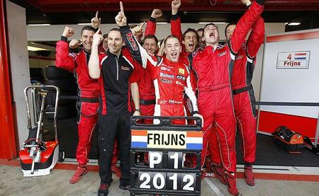 Robin Frijns se corona como campeón de la Fórmula Renault 3.5 con polémica