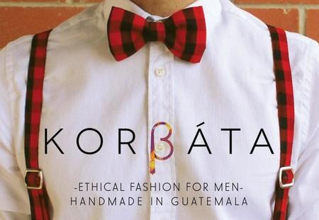 Korβáta: la marca guatemalteca de accesorios que suma color y tradición a sus diseños