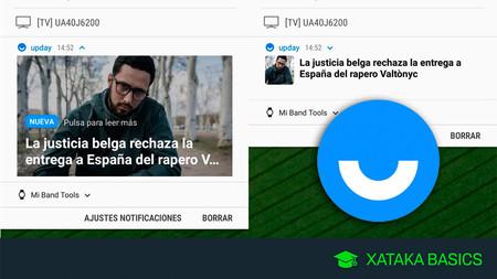 Cómo desactivar Upday de tu móvil Samsung y dejar de recibir notificaciones de noticias