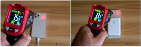 Analisis Bateria Magsafe De Apple Temperaturas Cargando