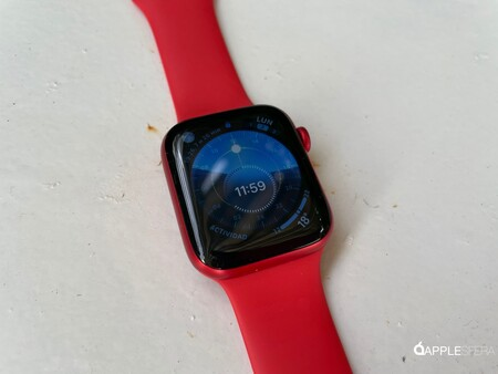 Apple Watch Series seis Rojo 013