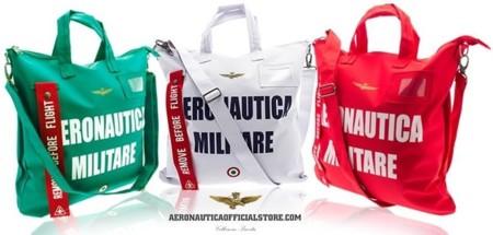 Las bolsas de Aeronautica Militare