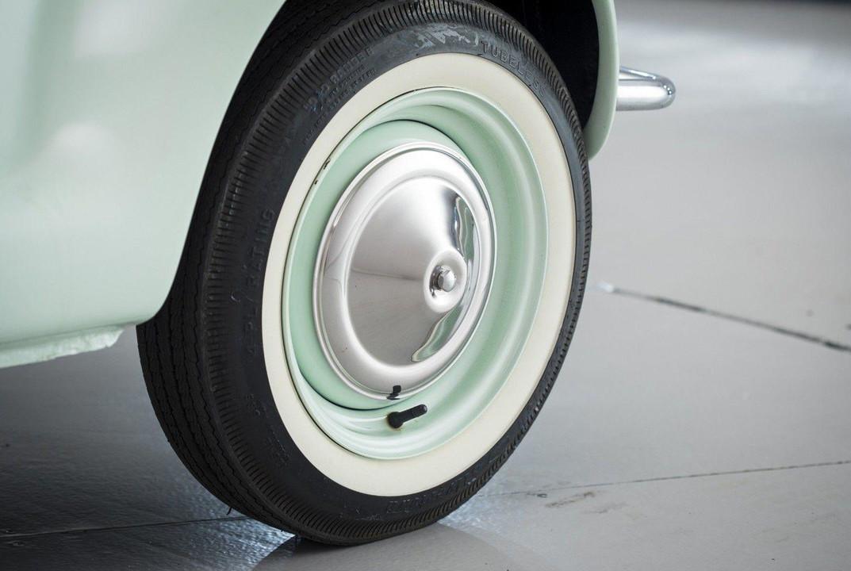 Foto de Fiat 500 Gamine by Vignale (6/11)