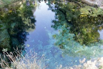 Visitamos Fuente Segura, el lugar de nacimiento del río Segura