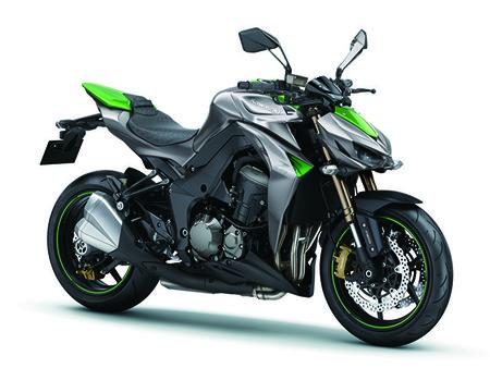 Salón de Milán 2013: la nueva Kawasaki Z1000 planta cara
