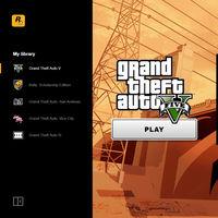 Rockstar también lanza su propio launcher para PC y te regala GTA San Andreas si lo descargas