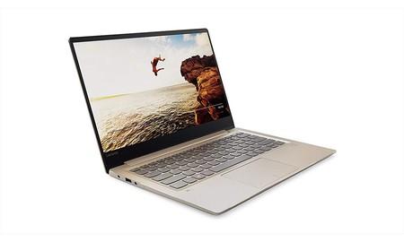 Las ofertas de primavera tienen un versátil ultraportátil de gama media como el Lenovo Ideapad 720S-13IKBR, por sólo 779 euros