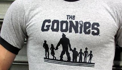 The Goonies, la película
