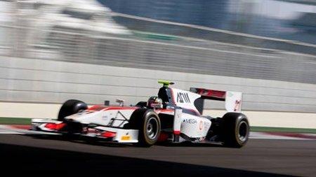 Julián Leal seguirá con Rapax toda la temporada 2011 de la GP2