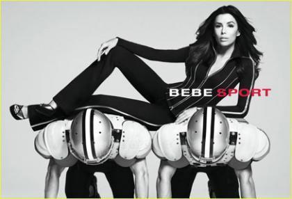 Eva Longoria, nueva imagen de Bebe Sport