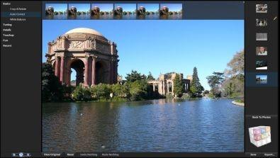 Adobe Photoshop Express ya tiene imagen