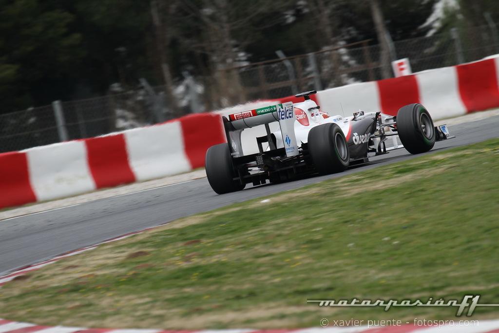 Foto de Entrenamientos Pretemporada 2011 - Circuit de Catalunya (II) - Miercoles (49/50)