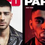 Encuentra las 7 diferencias entre las dos últimas portadas de Zayn Malik