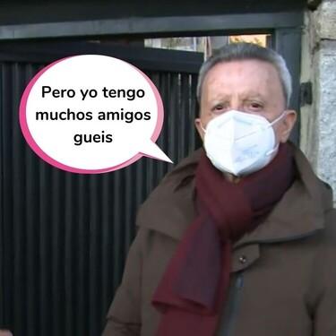 """Ortega Cano, """"muy herido"""", estalla en directo tras un comentario de Jorge Javier Vázquez: """"Siempre me pones como maricón"""""""