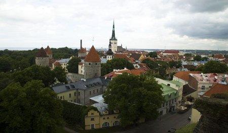Se abren los túneles secretos que cruzan la ciudad medieval de Tallin, Estonia