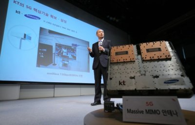 KT  anuncia la comercialización de GiGA LTE en corea: Redes LTE con WiFi a 1,17 Gbps