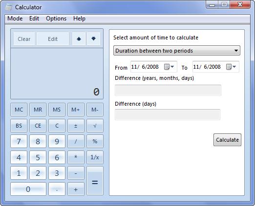 Foto de Calculadora Windows 7 (5/10)