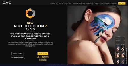 Nik Collection 2: DxO lanza la nueva versión del conocido plugin que incluye procesamiento de archivos RAW y 42 nuevos presets