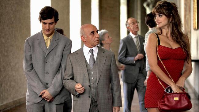 'A Roma con amor', Woody Allen