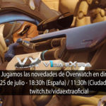 Jugamos en directo las últimas novedades de Overwatch a las 18:30h (las 11:30h en Ciudad de México)