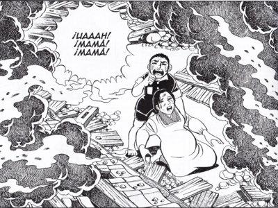 'Pies descalzos': una historia de Hiroshima