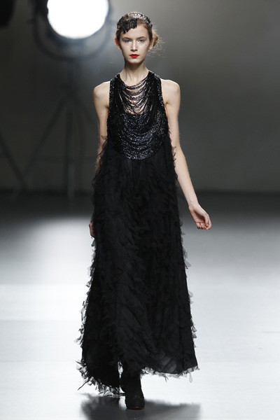 Victorio & Lucchino en la Cibeles Madrid Fashion Week Otoño-Invierno 2011/2012